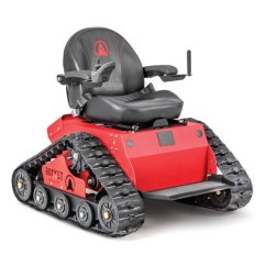Motorized Wheel Chair Alera Office Review All Terrain Wheelchairs Rocket Mobility Go Far Fast With S Tracked