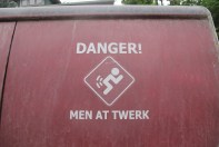 Men At Twerk