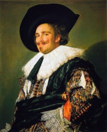 The smiling cavalier . 1624. London, Wallace Collection