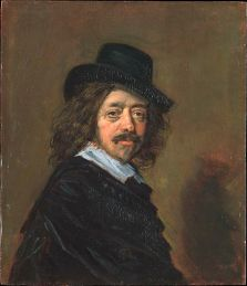 Frans Hals self portrait