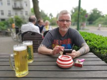 Beer somewhere in Pankow