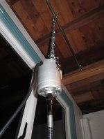 Jewellery Flex Shaft Hanging Rail