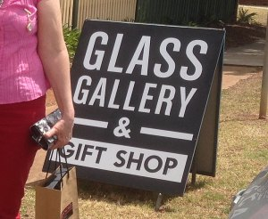 Exclusive Hot Glass Gallery