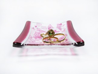 Pink Ring Dish