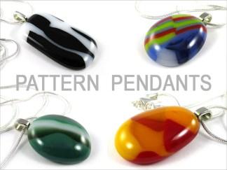 Pattern Pendants