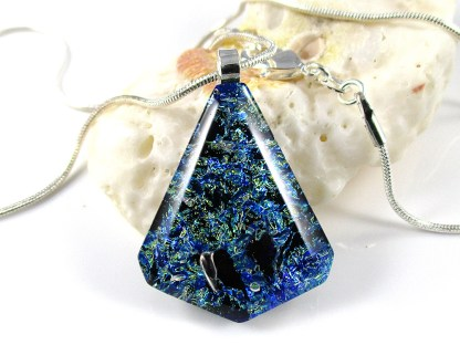 Blue Jefanite Pendant