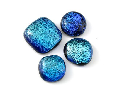 Blue Cabochons