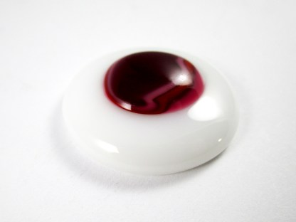 Red Statement Cabochon