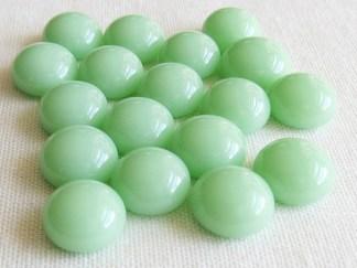 Mint Green Cabochons