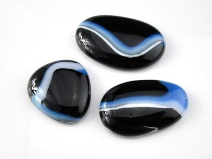 Blue Cabochon