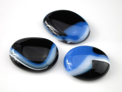 Egyptian Blue Cabochons