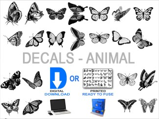 Animal Decals