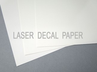 Decal Paper