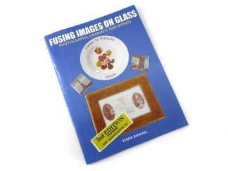 Fusing Images On Glass Book