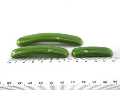Green Barrette