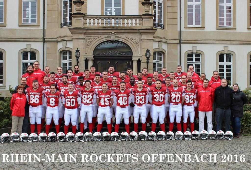 Die Rhein-Main Rockets 2016