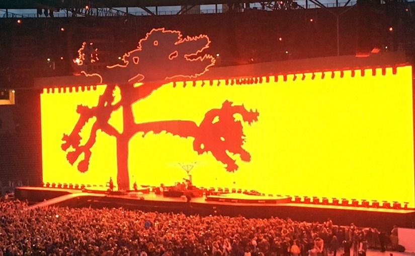 U2, Berlin, 2017