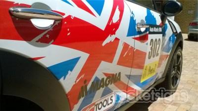 Auto Atlantic Dakar Mini Replica