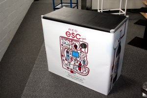 promo tables, demo tables, retail branding solutions, promotional campaigns,