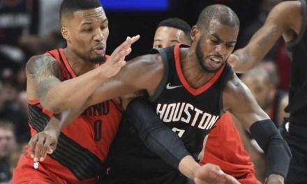 Prévision des potentiels match-ups : et si les Rockets tombaient sur Portland