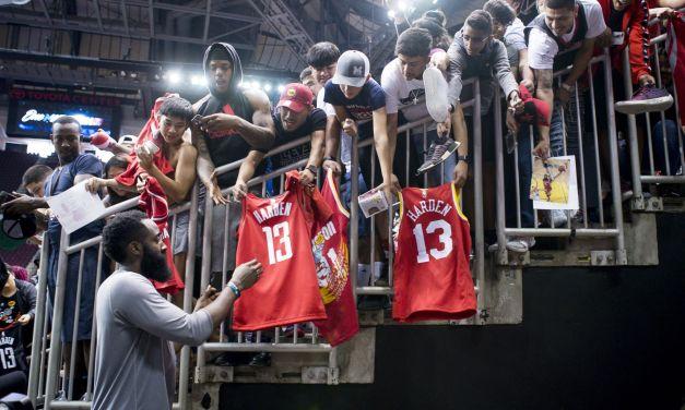 Covid-19 : Et les Rockets dans tout ça ?
