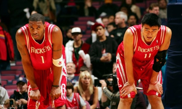 Secrets d'Histoire #4 : Yao/T-Mac, duo aussi talentueux que décevant