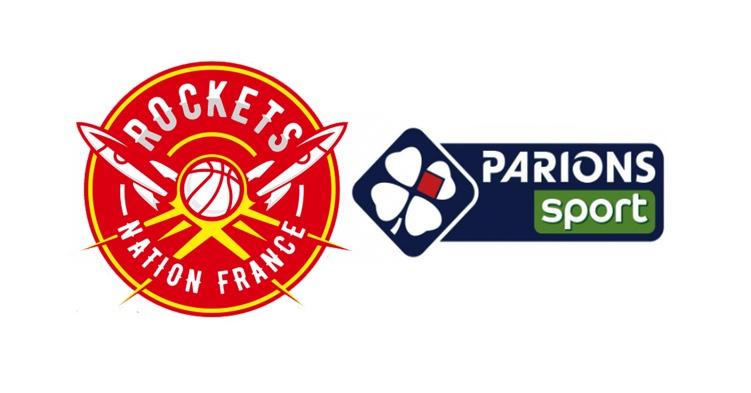 Parions sport x Rockets Nation France : Les meilleures cotes par nos experts !