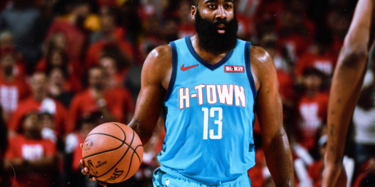 Le nouveau maillot city 2020/21 des Houston Rockets !