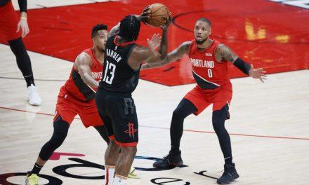 Review : Houston – Portland, défaite encourageante en prolongation !