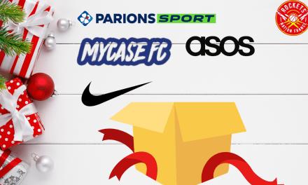 Liste de Noël by Rockets Nation France : Promotion Nike, Asos, Parions Sport…