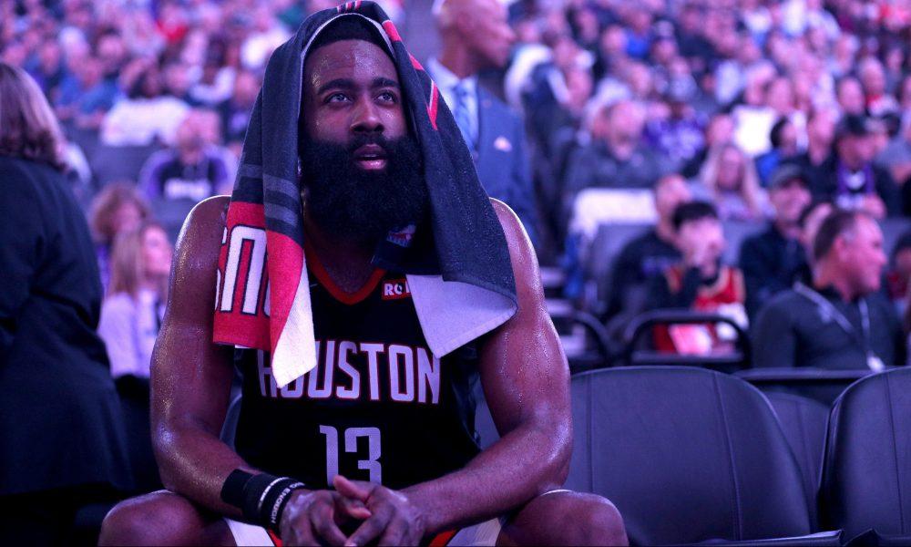 James Harden et les Rockets : un divorce repoussé ?