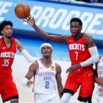 Preview Houston – OKC : Privés de John Wall, les Rockets compteront sur Dipo/Wood pour la 7ème win de suite !