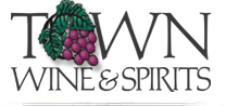 town wine logo