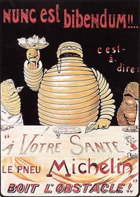 Michelin Poster 1898