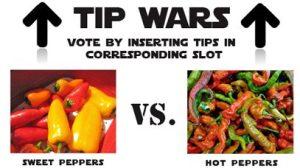 Tip War Insta Peppers