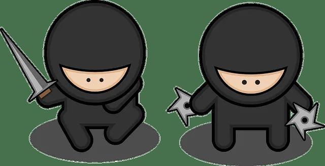 Ninja kids leicester