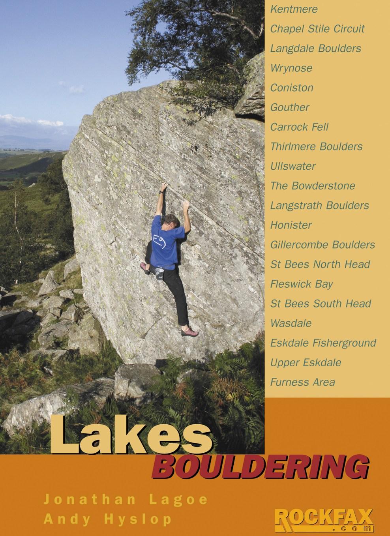 Lakes Bouldering Cover Hi-res