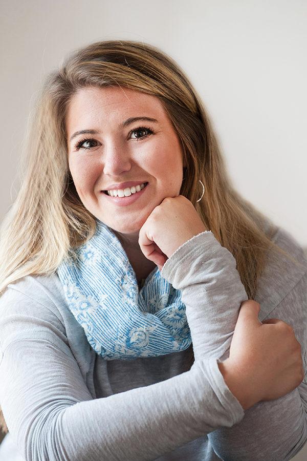 Haley Geller   Founder   Graphic & Web Design   Rockfish Media Staff
