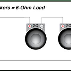 6 Ohm Subwoofer Wiring Diagrams Stihl Br 600 Parts Diagram Power 10 T1 Slim Single 2 Rockford Fosgate 5