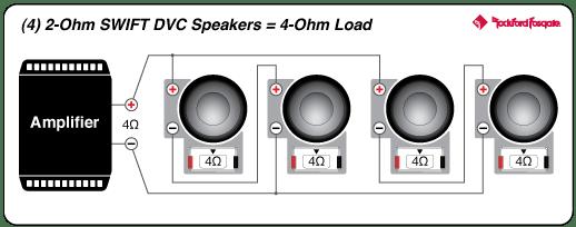 rockford fosgate wiring diagram bazooka bta8100 power 400 watt 4-channel amplifier |