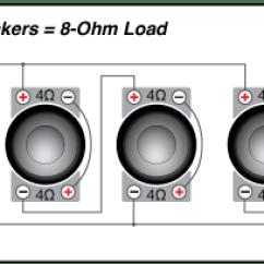 8 Ohm Wiring Diagram 2002 Nissan Altima Engine Prime 12 R2 4 Dvc Subwoofer Rockford Fosgate 9