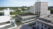 Report Hotel Developer Plans Close Ziock Building