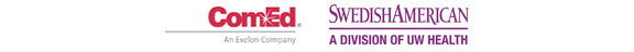 Annual Meeting 2018 Supporting Sponsors - Comed - SwedishAmerican