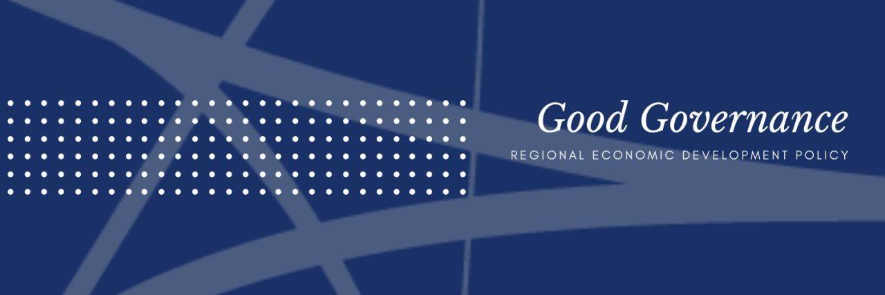 Good Governance - Economic Development Policies