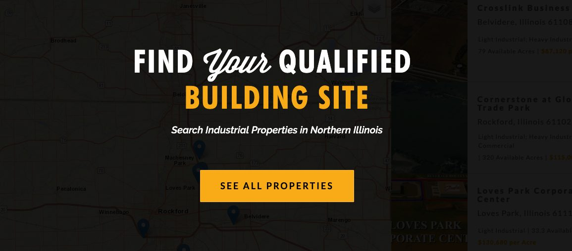 Qualified Sites in Winnebago County