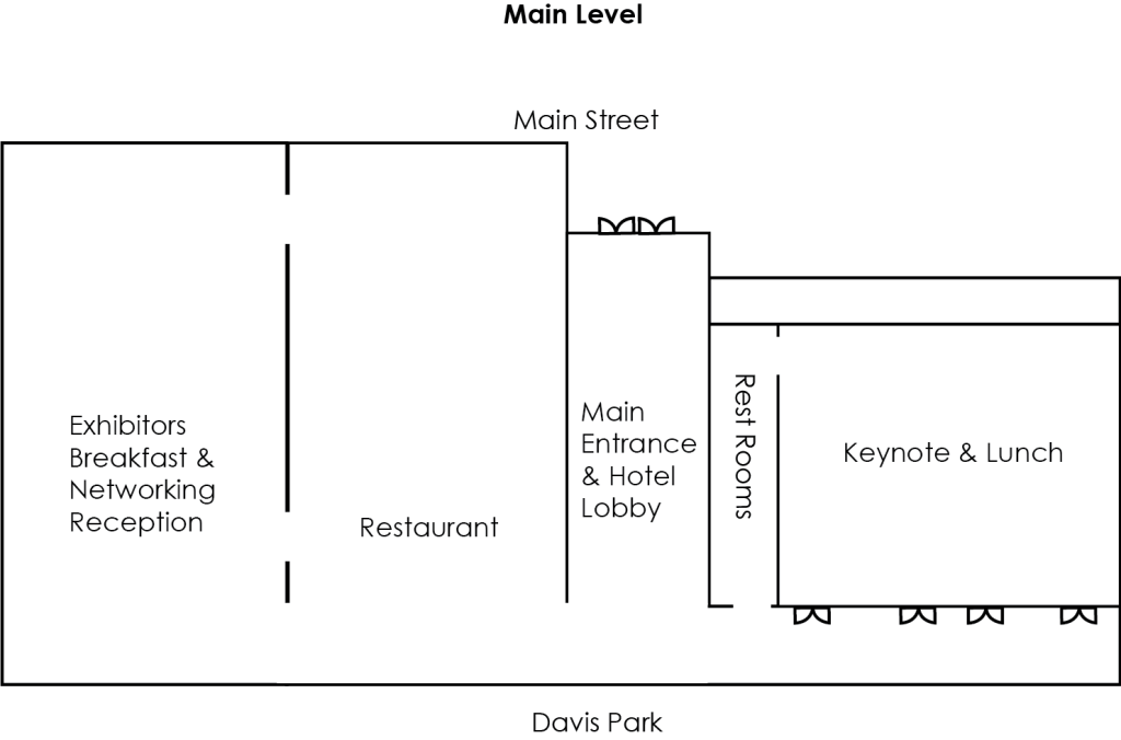Embassy Suites Main Floor Plan