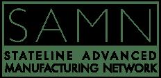 Stateline Advanced Manufacturing Network logo - SAMN