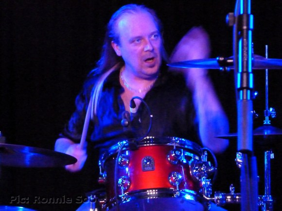 Drummer Niklas Matsson