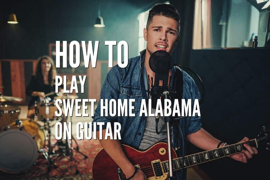 The style of the score is country. How To Play Sweet Home Alabama On Guitar Rock Guitar Universe