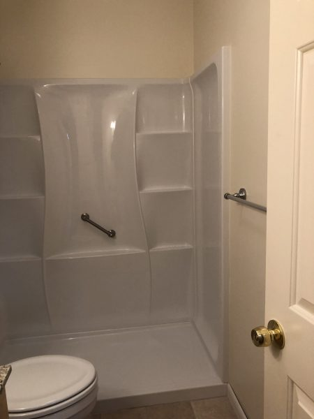 #369 - Walk-in Shower